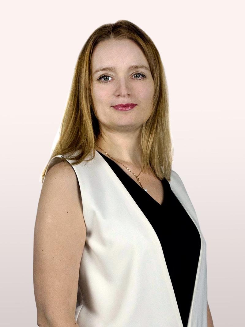 викладач Школи Креатив Наталія Завальна