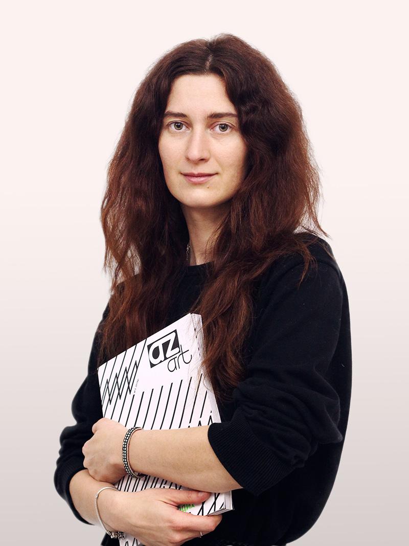 Марина Наумчук школа Креатив