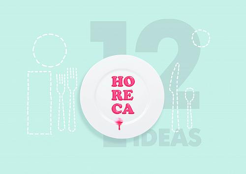 12 ідей для натхнення. HORECA Школа креатив