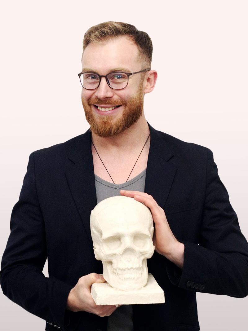 викладач Школи Креатив Назар Кульчицький