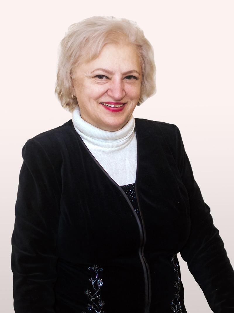 викладач Школи Креатив Світлана Нагорняк