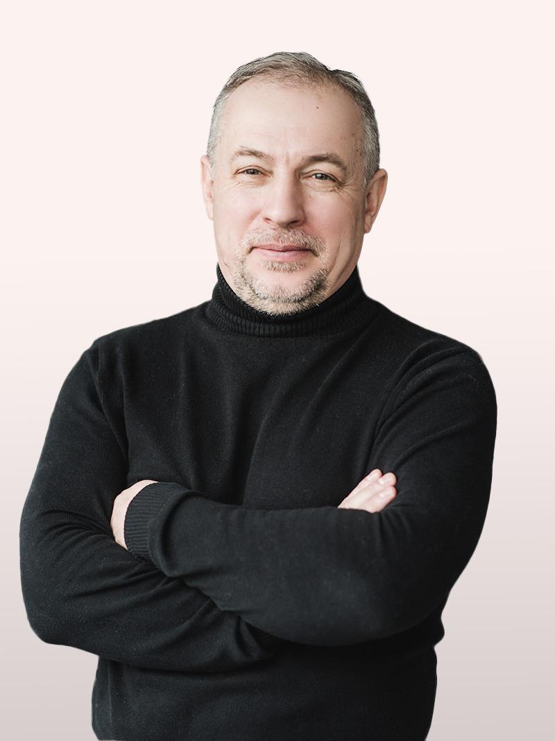 викладач Школи Креатив Ігор Хамар