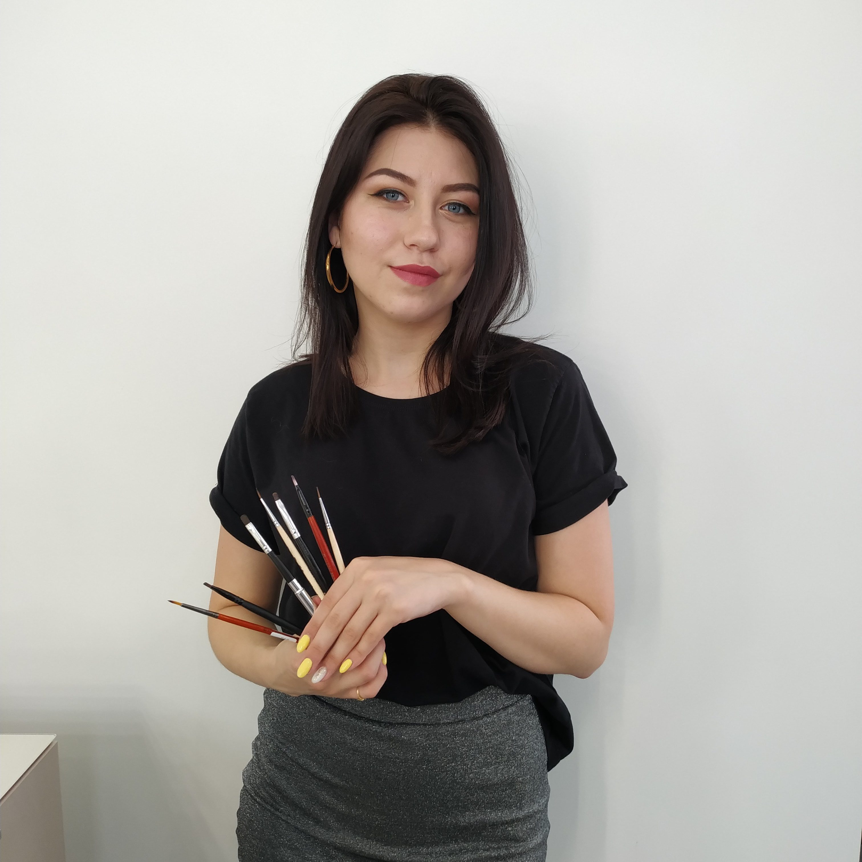 викладач Школи Креатив Дарія Цітуля