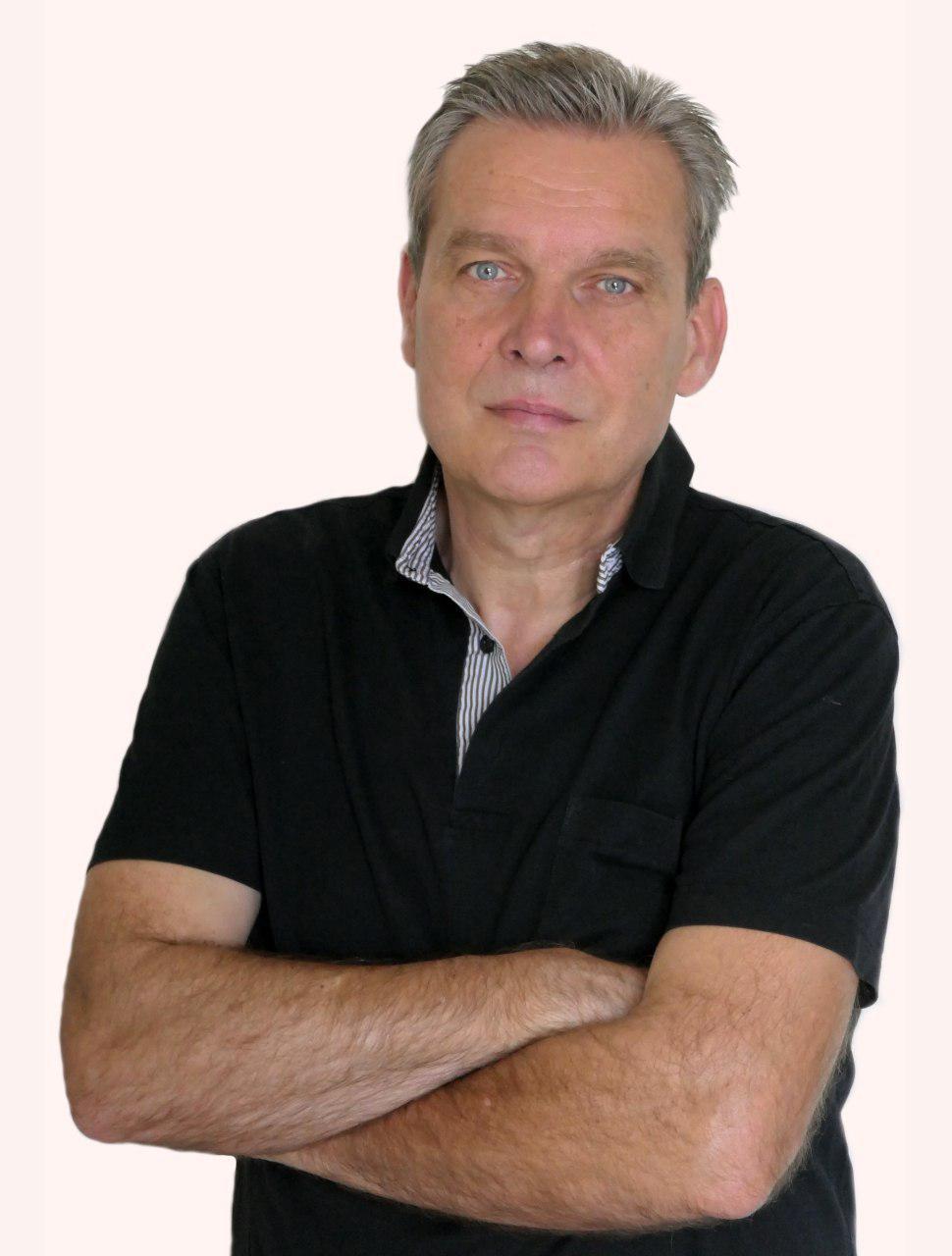 викладач Школи Креатив Jacco Stolker